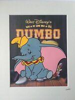 Disney - Dumbo - Hand Drawn & Hand Painted Cel