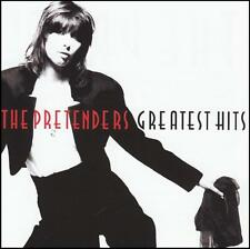 PRETENDERS - THE GREATEST HITS CD ~ BRASS IN POCKET ~ CHRISSIE HYNDE 80's *NEW*