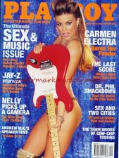 PLAYBOY Magazine, April 2003. GC. Free UK Postage. ref 2903