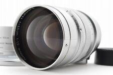 【B V.Good】 Leica SUMMAREX 8.5cm 85mm f/1.5 Lens for L39 Screw Leitz w/Hood R3456