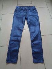 Damen-Jeans aus Denim mit Glanz-Effekt Hosengröße 38