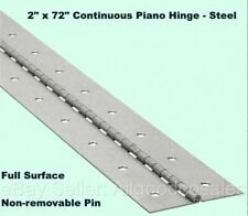 Piano Continuous Door Hinges For Sale In Stock Ebay