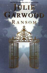 Ransom by Garwood, Julie Hardback Book The Cheap Fast Free Post