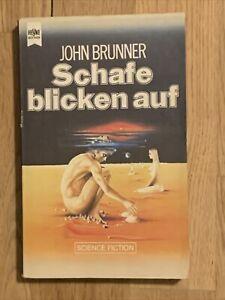John Brunner, Schafe blicken auf, Heyne SF 3617, Erstausgabe