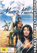 Man Of La Mancha DVD NEW, FREE POSTAGE WITHIN AUSTRALIA REGION ALL