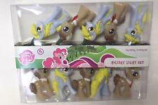 My Little Pony Derpy Dr Hooves Christmas Light String Set (10) Kurt Adler * NEW