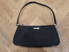 Fiorelli Womens Black Monogram Print Grab Bag Handbag