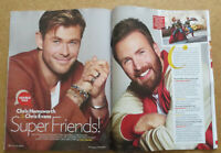 People Magazine Jennifer Garner Chris Evans Chris Hemsworth Kate Beckinsale NEW