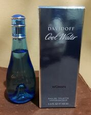Cool Water Davidoff EDT Perfume Spray For Women 100ml Treehousecollections