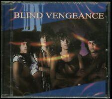 Blind Vengeance self titled 1985 CD new s/t same Harem Scarem