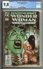 WONDER WOMAN #156 CGC 9.8 WHITE PAGES