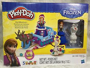 Disney Frozen Play-Doh Sled Adventure