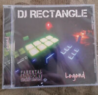DJ RECTANGLE LEGEND CD SEALED NEW.