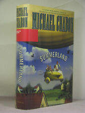 1st, signed by the author, Summerland by Michael Chabon (2002)