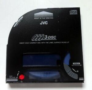 JVC 3 Disc Magazine Holder XC-M30 NOS - VKZ3171-00R