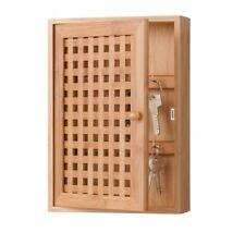 Schlüsselkasten Schlüsselbrett Schlüsselbox Holz Schlüsselschrank Zeller