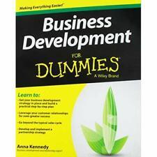 Business Development For Dummies - Paperback NEW Anna Kennedy(Au 2015-03-06