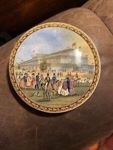 prattware pot lid Exhibitions Buildings 1851.