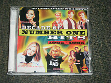 Decade Of Number One Hits 1985-1995 - Music CD