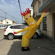 US 10Foot Tall Inflatable Tube Man Air Powered Dancing Puppet advertising sign