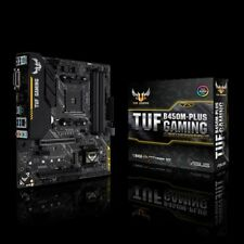 Asus TUF B450M-PLUS GAMING Motherboard CPU AM4 AMD Ryzen DDR4 DVI HDMI USB 3.1