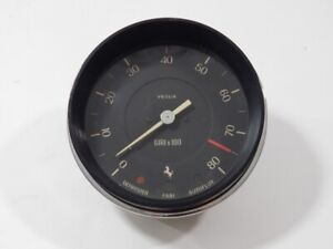 Original Ferrari 275 GTB Veglia Borletti Tachometer Rev Counter
