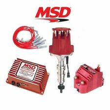 MSD 9275 Ignition Kit Programmable 6AL-2/Distributor/Wires Ford FE 390/427/428