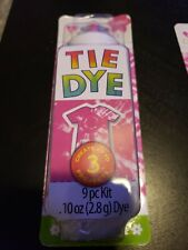 Tie dye single bottles Fuchsia