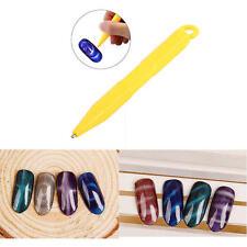 1pc Cat Eye Magnet GEL Polish Magic Magnetic Pen Nail Art Dotting Manicure Tool