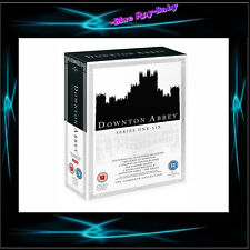 DOWNTON ABBEY - COMPLETE COLLECTION SERIES 1 2 3 4 5 & 6 *** BRAND NEW BOXSET***