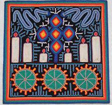 Huichol Yarn Painting 12x12 #8