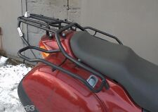 Whole-Welded Luggage Rack System for Honda NT650V Deauville Black Mmoto