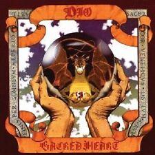 "Dio ""Sacred Heart"" CD NUOVO"