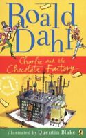 Charlie and the Chocolate Factory by Roald Dahl Paperback Book The Fast Free