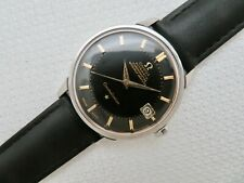 Mens Vintage 1966 Omega Constellation Automatic Wristwatch 168.005 Cal. 561 Date
