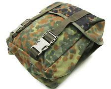GERMAN ARMY COMBAT / WEBBING BAG in FLECKTARN CAMO