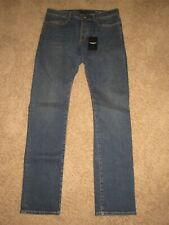 Saint Laurent Paris D01 Blue Jeans Size 33 NWT Slimane Era