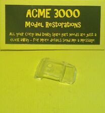 Matchbox 8E Ford Mustang Reproduction Repro - Clear Plastic Window Unit
