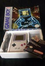 Original Nintendo Gameboy Console  New Open Box  DMG-01