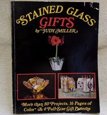 Stained Glass Gifts Book Over 80 Projects Quilting patterns 170585
