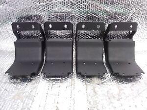 NEW Ford F150 F-150  Running Board BRACKETS 09 10 11 12 13 14 OEM 4 PC