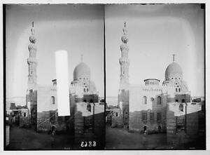 Tomb mosque of Sultan el-Asraf,Cairo,Egypt,Africa,American Colony Photo,2 3628