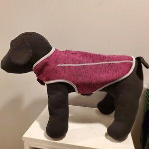 Small Top Paw Purple Sweater & Coat Fashion Dog Apparel • NWT
