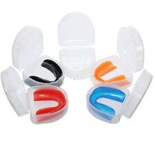 1 Set Anti Bruxism/Snore Mouthpiece Apnea Guard Sleeping Aid  Boxing Mouth Guard