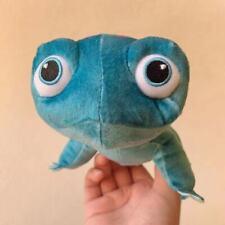 Frozen2 Bruni Plush Toy Blue lizard Salamander Chokkorisan Stuffed Doll Gift