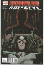 Shadowland : Bullseye #1 : Marvel Comics : October 2010