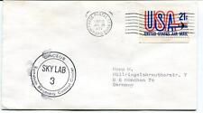 1973 Skylab 3 Cinceur Ramstein Recovery Control Center Air Force Service USA