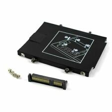 New Sata Hard Drive Caddy and Connector for Hp EliteBook Folio 9460M 9470M 9480M