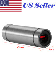 Long Linear Bearing Bushing LM8LUU 8MM RepRap Prusa Mendel DIY CNC Motion LML8UU