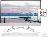 "HP 24"" Full HD AMD Athlon 3050U 8GB 